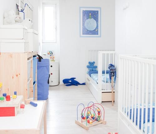 Ikea y los ni os decoraci n de habitaciones infantiles - Decoracion dormitorio infantil nino ...