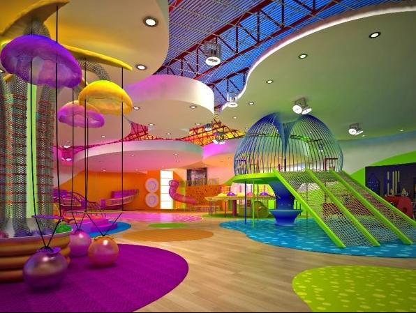 Espacios Cool para niños… Gimnasio Way beyond en San Diego