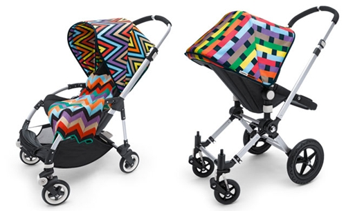 Bugaboo + Missoni collection