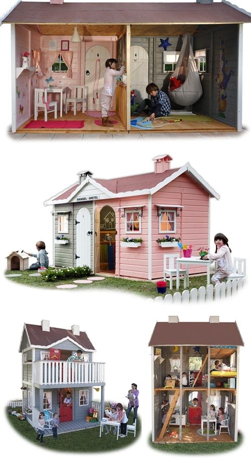 """Nuevas casitas """"familiares"""" de Green House"""
