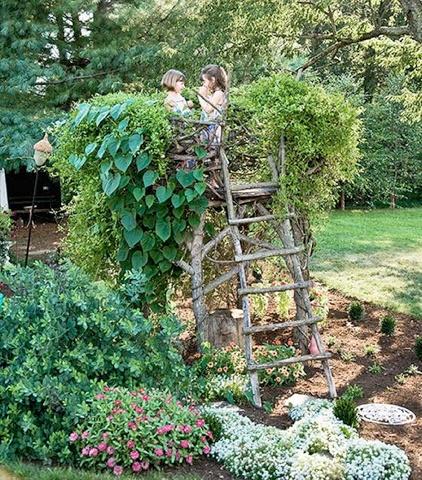 Exteriores y jardines para ni os for Jardines para exteriores
