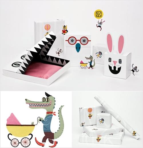 Envoltorios de diseño