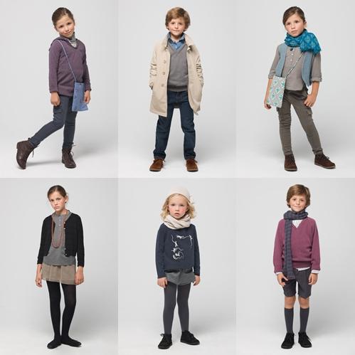 moda infantil moderna