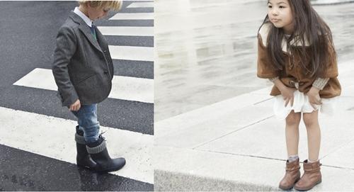 Zara-Moda infantil… Lookbook de otoño