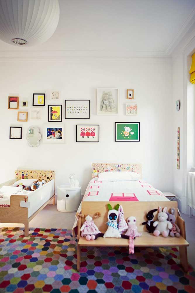 Clic clac foto…Dormitorio compartido