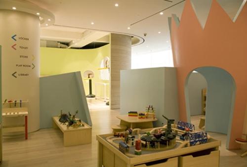 Espacios Cool para niños, Piccolo Café