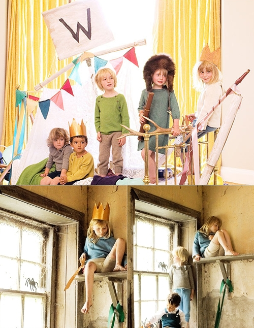 Colección otoño-invierno 2011 de Waddler-Moda Infantil