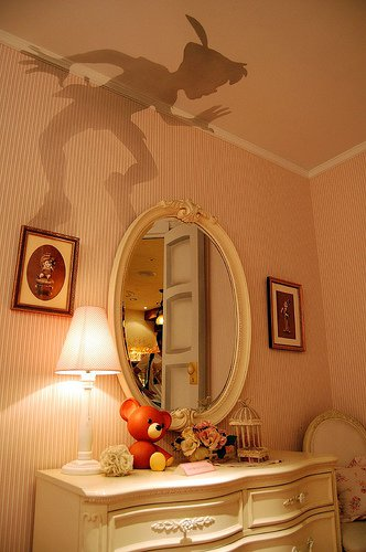 Clic clac foto… Peter Pan