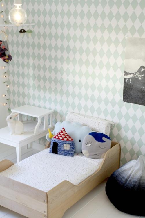 La habitación infantil de Kenzie