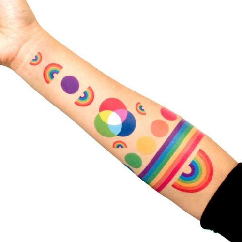 tatuajes temporales para nios de tattly