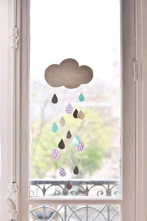 Una nube en mi ventana