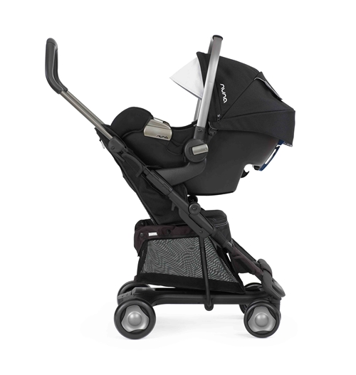 Convierte la silla de coche en una preciosa silla de paseo: Pipa Grupo 0+ de Nuna