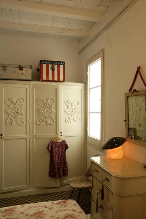 Dormitorio de ni as - Armarios para habitacion nina ...