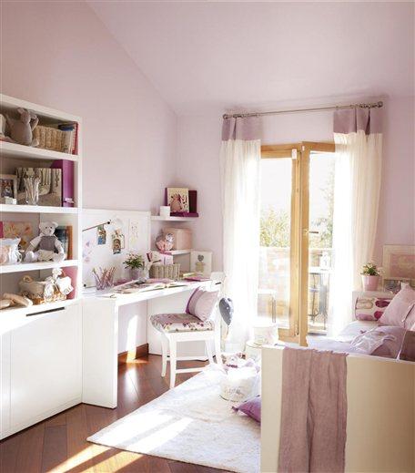 Cuartos de ni os for Muebles de dormitorio infantil