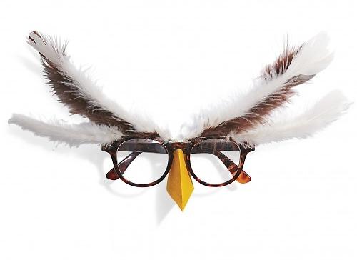 …Tuneando las gafas de papá