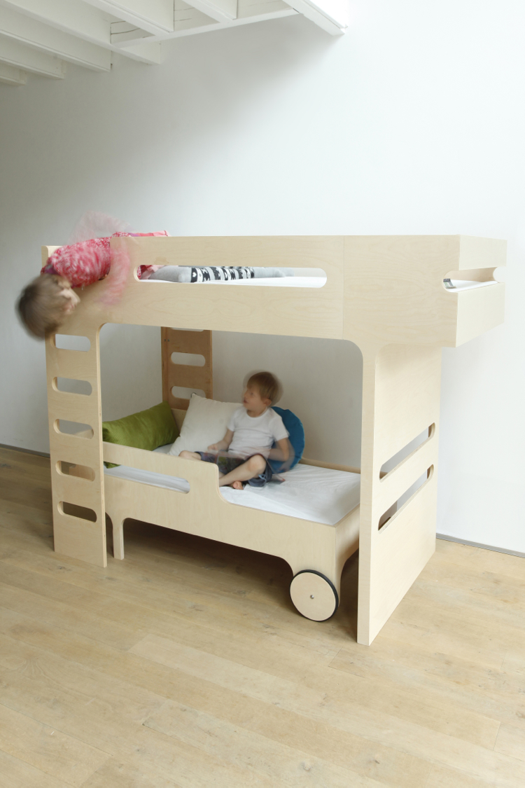 Muebles para ni os de rafa kids decopeques for Muebles bebe online