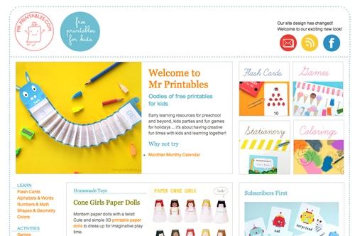 Dibujos para imprimir y actividades para niños gratis