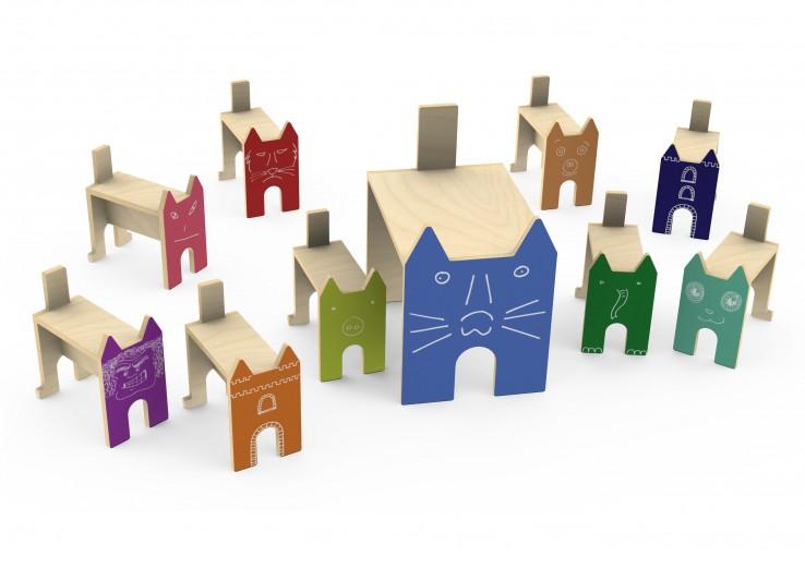 NOtoys, nueva marca de muebles para niños