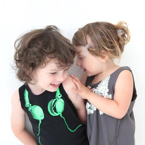 Meresine, ropa para niños ultracómoda y chic