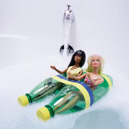 DIY… Un barquito para las muñecas