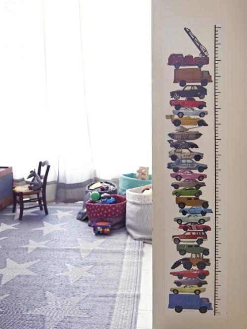 Dormitorios infantiles chic the socialite family - Medidor de habitaciones ...