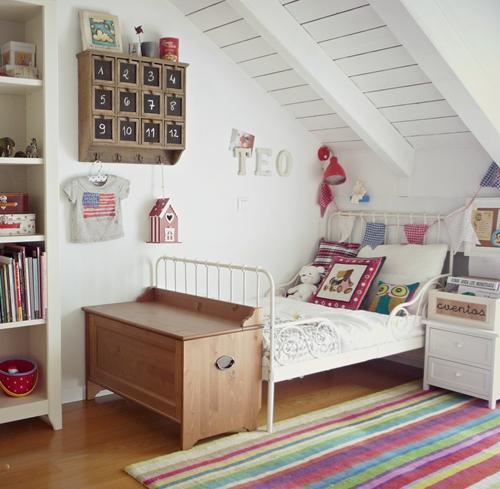 Dormitorio infantil vintage ikea - Muebles habitacion juvenil ikea ...