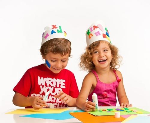 Glood, un pegamento ideal para los niños