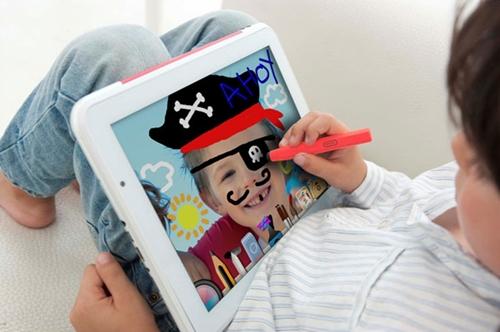 Super Paquito, una tablet solo para niños