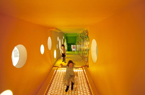 El Children's Museum of the Arts en Nueva York