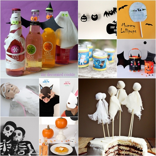 Ideas para fiestas infantiles de halloween - Ideas decoracion halloween fiesta ...