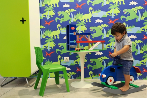Kidshome la tienda de los ni os ya est online decopeques - Pintar habitacion infantil nino ...