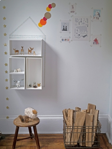 Inspiración para decorar habitaciones infantiles