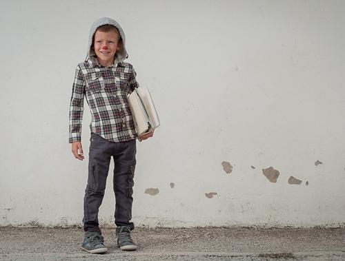 Tendencias de Moda Infantil… El escocés vuelve con fuerza