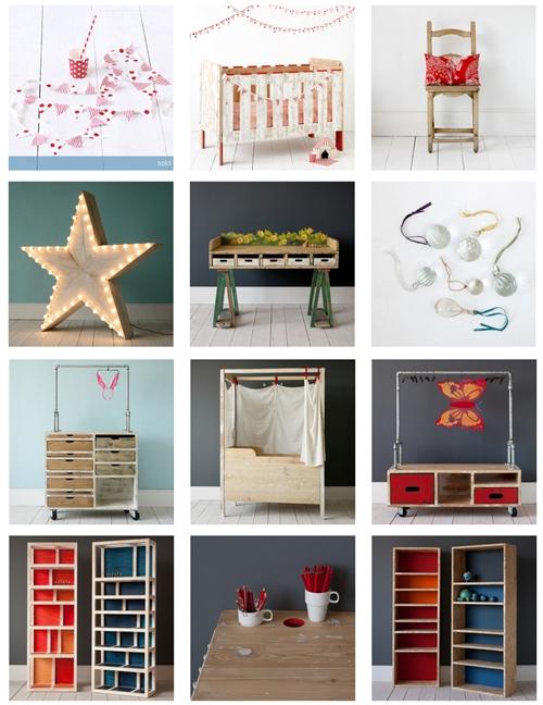 Muebles infantiles... Nueva tienda online xo in my room  DecoPeques