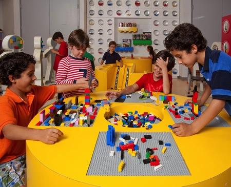Espacios cool para ni os cool de sac en miami decopeques - Construcciones de lego para ninos ...