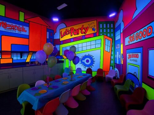 Espacios Cool para niños...Cool de Sac en Miami | DecoPeques