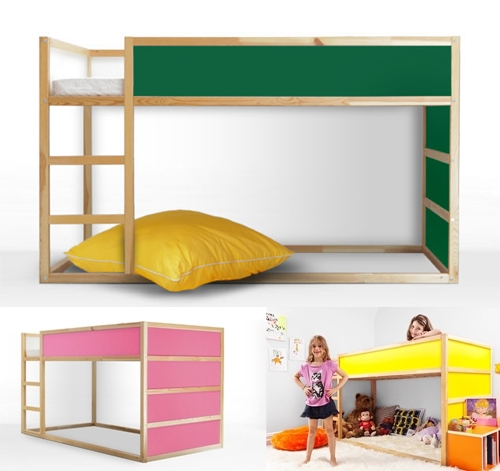 Personalizar los muebles de ikea con panyl decopeques for Vinilos muebles infantiles