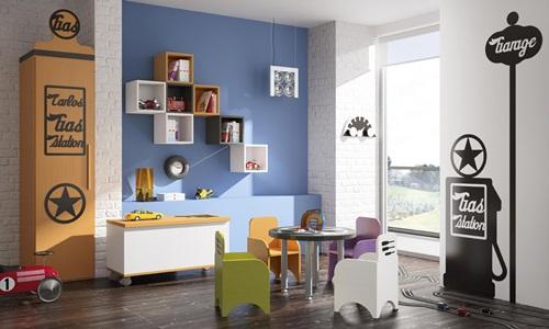 Muebles infantiles tematizados la opcion decorativa que les gusta 1