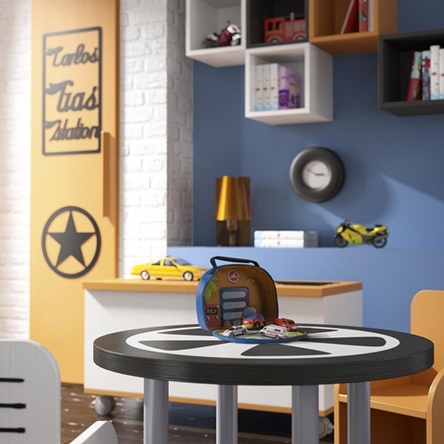 Muebles infantiles tematizados la opcion decorativa que más les gusta
