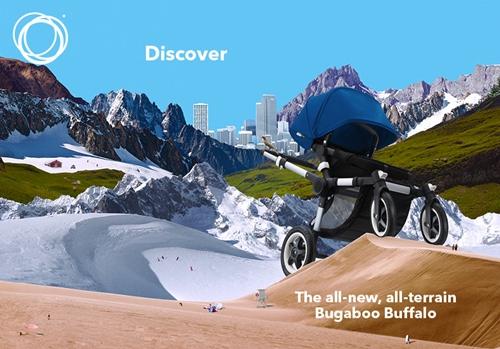 Bugaboo Buffalo… El nuevo carrito todoterreno de Bugaboo