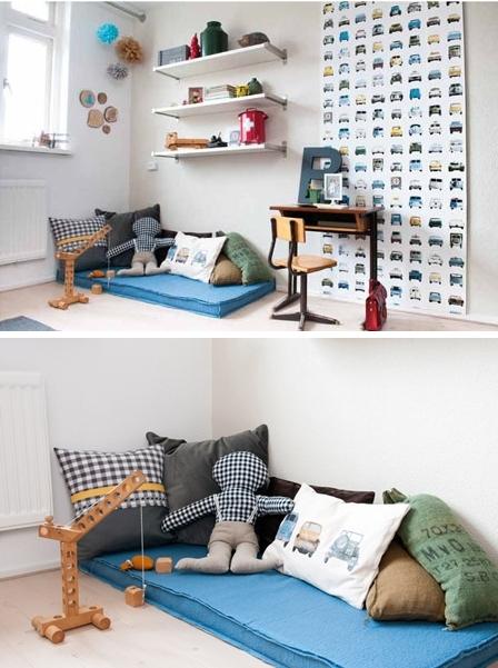Decorar la habitaci n de un ni o decopeques - Habitaciones infantiles ninos 4 anos ...