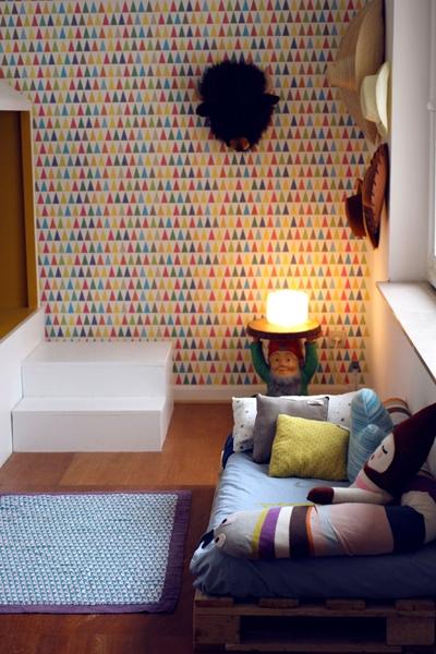 habitacion infantil pepito