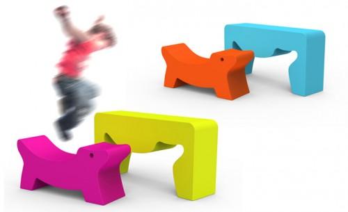 Muebles infantiles de Sotano Studio   DecoPeques