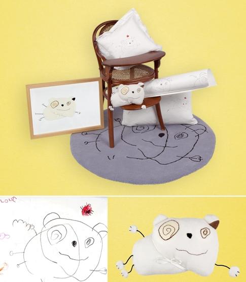 personalizado dibujo niño 1