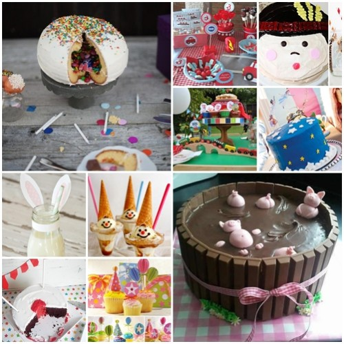 ideas fiestas infantiles y cumples - Fiestas Y Cumples