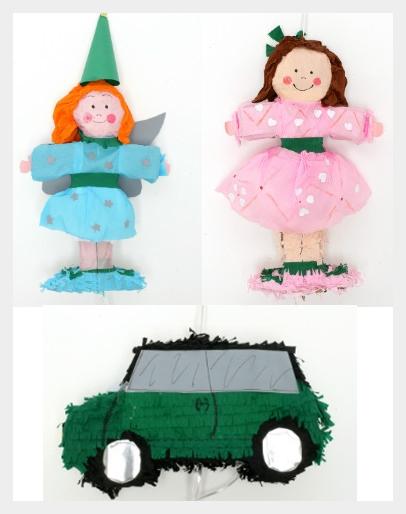piñatas infantiles macarena kindelan