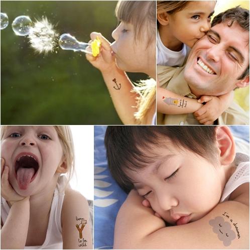 tatuajes para niños 3png