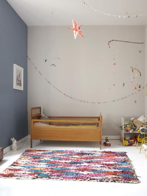 Habitaciones infantiles sencillas y con sabor decopeques for Decoraciones sencillas para habitaciones
