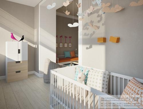 Muebles de ikea en la habitaci n infantil for Habitaciones para bebes ikea