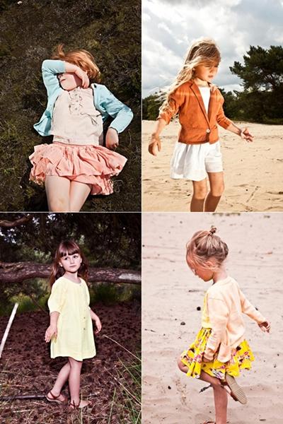 vestidos para niñas de morley